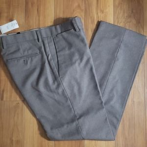 Banana Republic Brushed Wool Dress Pants